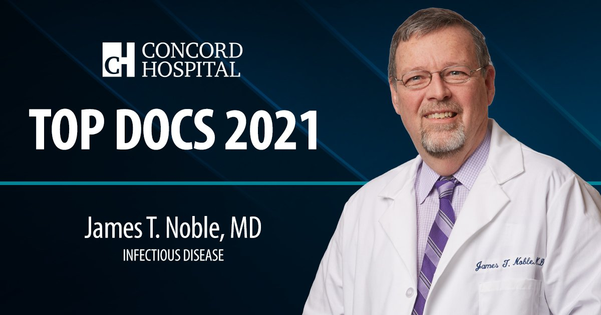 James Noble, MD