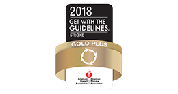Get with the Guidelines Stroke Recognition Logo