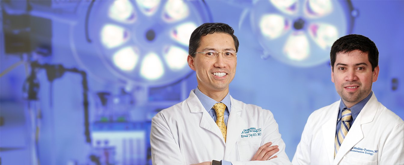 Urologist Drs. Yap and Madden-Fuentes on Greenlight technology